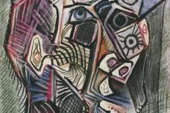 autoportret-Pablo-Picasso-1972