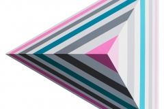 Supernowa, 2015, akryl na płótnie, 170x200cm